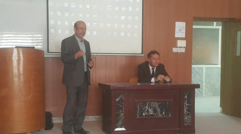 Faculty of Pharmacy holds a symposium  about Differential scanning Calorimetric