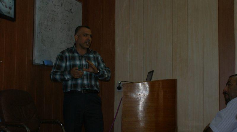 صيدلة جامعة كربلاء تنظم دورة عن التقنيات البحثية في الحيوانات المختبرية