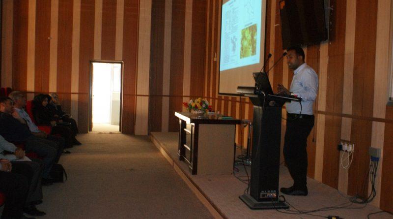 كلية الصيدلة في جامعة كربلاء تناقش الادوية الجديدة في علاج مرض الملاريا